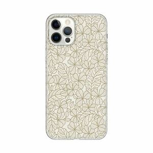 Personalised Case Silicone Gel Ultra Slim Clear for All Samsung Mobiles - FLO404