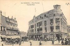 CPA 18 BOURGES PLACE PLANCHAT
