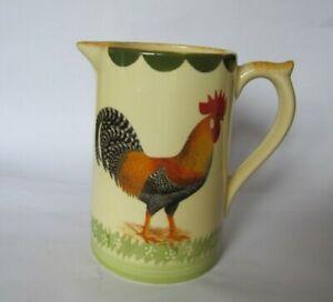 Vintage Moorland Chelsea Works Pottery  Water Jug  11.5 cm Tall