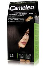 Professional Delia Cameleo Permanent Hair colour Cream with Argan oil 27 Shades