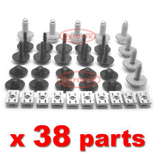 AUDI A3 UNDERTRAY CLIPS ENGINE UNDER COVER BOTTOM SPLASHGUARD SHIELD