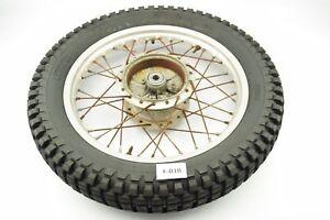Kawasaki F11 250 Bj.73- 74 - rear wheel rear wheel rim
