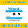 MSI PC Registry Cleaner Mechanic Repair Recovery CD DVD Windows XP VISTA 7 8 10
