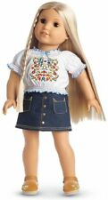 American Girl Doll Julie's paysanne Haut Outfit-New in Box