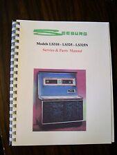 Seeburg Model LS3 Jukebox Manual