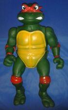 1989 BOOTLEG * GIANT 30 cm FROG RAPH RAPHAEL * TEENAGE MUTANT NINJA TURTLES TMNT