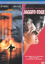 Starman  Jagged Edge (Two-Pack) DVD