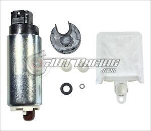Walbro TI 190LPH Fuel Pump Kit 95-99 Mitsubishi Eclipse Eagle Talon Turbo 2G DSM