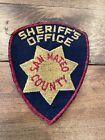 San+Mateo+County+Sheriffs+Office+Rare+Cut+Edge+2nd+issue