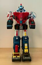 Voltron I The Deluxe Warrior Set (1984) Complete! Matchbox! Very Good Condition!