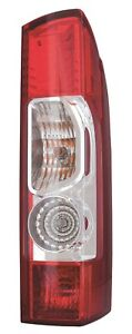 RAM PROMASTER VAN 2014-2020 RIGHT PASSENGER TAILLIGHT TAIL LIGHT LAMP W/BULBS