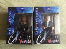 Diamond Select Toys The X Files Vinimates Agent Scully And Mulder Figures Toys