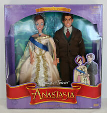 MIB Always & Forever Anastasia & Dimitry Doll Set 1997 Galoob 23005