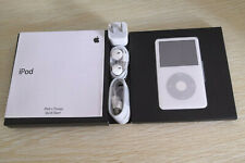 New Apple iPod Classic Video 5/5.5th Gen 30GB White MP3 MP4 Player - Sealed