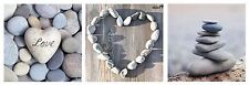 Hearts & Love Canvas Art Deco Style Wall Hangings