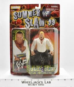 Gangrel Summer Slam Series 9 MOSC WWF JAAKS 1999 Action Figure