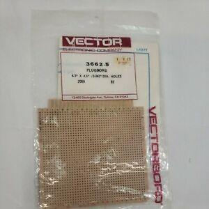 Vector 3662-5 PLUGBOARD CARD EDGE NPTH