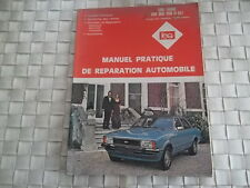 REVUE TECHNIQUE FORD TAUNUS 1300 à 2300 jusqu'à 1979