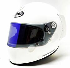 Arai GP4 GP3 F1 Helmet Side Wings Ears  Aero Spoiler White Fits Also GP5 GP6
