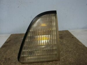 Driver Corner/Park Light Park Lamp-turn Signal Inner Fits 87-93 MUSTANG 71096