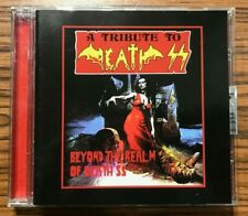 A tribute to DEATH SS - Beyond The Realm Of Death SS CD Black Widow Records 2000