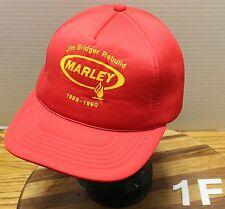 VINTAGE 1989-1990 MARLEY JIM BRIDGER POWER PLANT REBUILD HAT ROCK SPRINGS WYO
