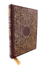 Goethe, Johann Wolfgang Von FAUST Easton Press 1st Collector's  Edition Leather