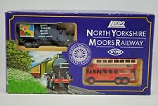 LLEDO SCAMMELL & AEC TROLLEY BUS NYMR North Yorkshire Moors Railway Gift-Set MIB