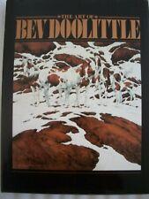 The Art of Bev Doolittle by Elise Maclay - Hardcover - Greenwich Workshop Defect