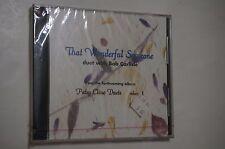 Patsy Cline - That Wonderful Someoneduet with Bob Carlisle Single CD New