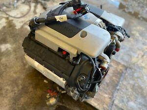 08 09 JAGUAR XF 4.2 SUPERCHARGED COMPLETE ENGINE MOTOR VIN C 49K
