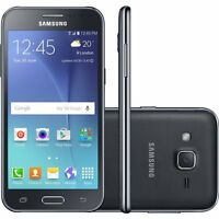 Brand New Samsung Galaxy J2 *Dual Sim* 8GB Smartphone - BLACK-ANDROID-Genuine 3G