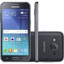 Nueva Marca Samsung Galaxy J2 * Dual Sim * 8GB Teléfono Inteligente-Negro-ANDROID - 3G Original