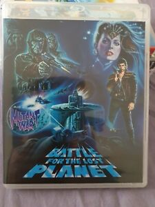 Battle for the Lost Planet / Mutant War Blu-ray (2 discs), Vinegar Syndrome