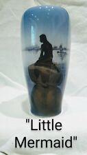 """Royal Copenhagen """"Little Mermaid"""" Vase"""