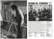 Radical Visions Exhibition Catalogue, Film Photography London Collective Art