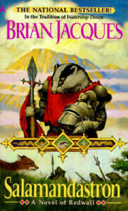 Salamandastron: A Novel of Redwall - Mass Market Paperback - GOOD