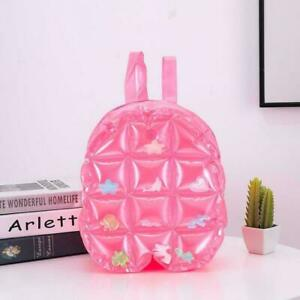 Inflatable Bubble Backpack Blow Up Retro Rave Festive Bopping Spice Girls Bags