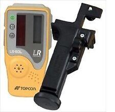 Topcon Ls 80l Laser Receiver Sensor Detector With Bracket Holder 6