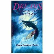 Dreams & What They Mean Book ~ Wiccan Pagan Supply