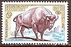 FRANCE TIMBRE NEUF  N° 1795 **  BISON D EUROPE