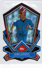 2013 Topps Series 1 Cut to the Chase #CTC-19 Mike Schmidt  Phillies®