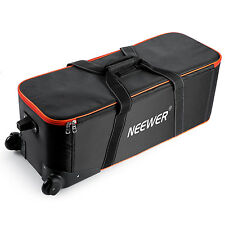 Neewer 30x11x8inch All in One Roller Bag Padded with Wheels and Handle