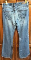 AG Adriano Goldschmied Women 30 x 33.5 Legend Bootcut Jeans Light Wash