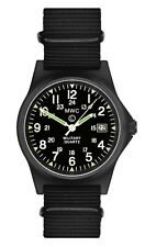 MWC G10 LM PVD Military Watch 12/24 Dial