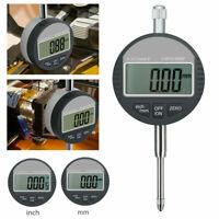 Digital Messuhr 0,01mm/0.0005' Messgerät Messtaster Messbereich 0-12.7mm/0.5''