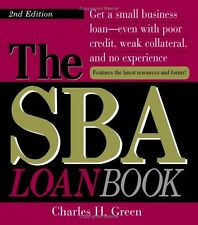 The SBA Loan Book: Get A Small Business Loan--even