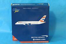 Brand New Gemini Jets 1:400 British Airways Airbus A380-800 Qantas Emirates