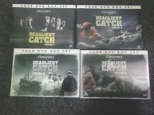 Deadliest Catch - Complete Series 4+5+6+7 BOX SETS - BRAND NEW SEALED