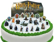 Cakeshop PRE-CUT Harry Potter Edible Cake Scene - 24 pieces